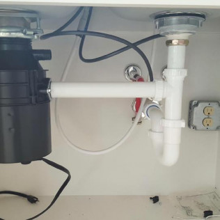 Garbage Disposal Install Haughton, LA