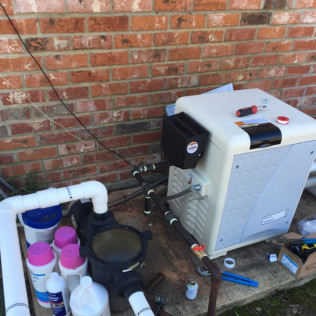 Pool Heater Install Haughton, LA